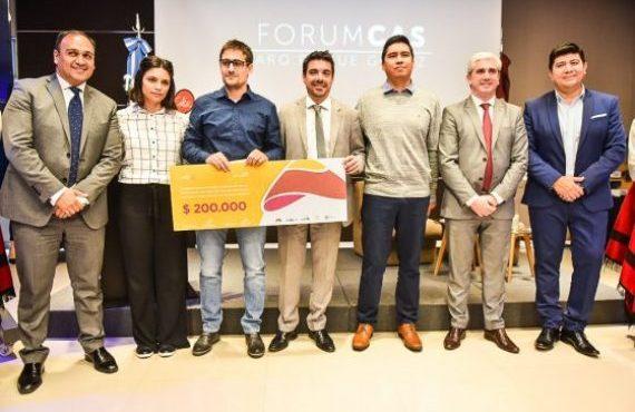 Premiaron a los arquitectos ganadores del proyecto de ampliación del Teleférico