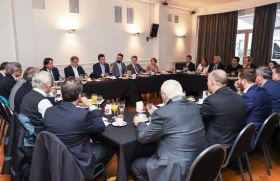 """Urtubey: """"El futuro de Argentina se basa en armar un buen plan de políticas públicas"""""""