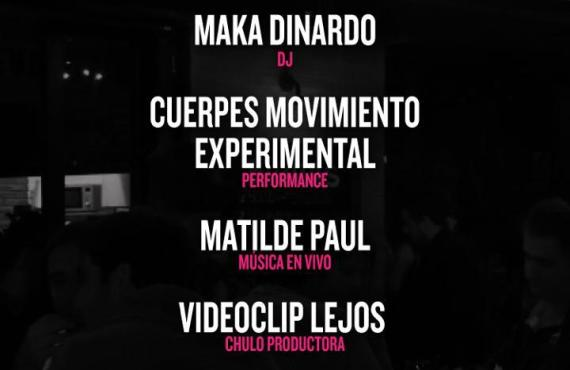 Matilde Paul presenta Lejos, en el Girl Power Fest