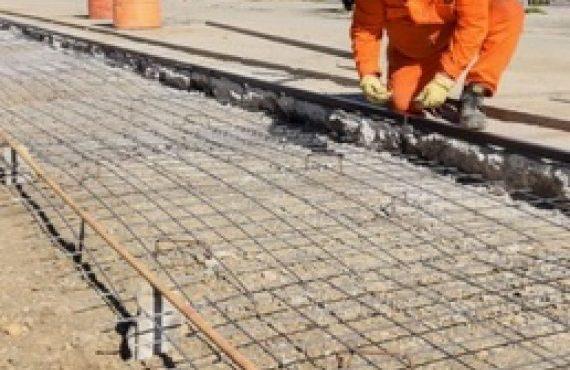 Con financiamiento del BID, avanza la ampliación de la red de desagües pluviales del Parque Industrial de Salta