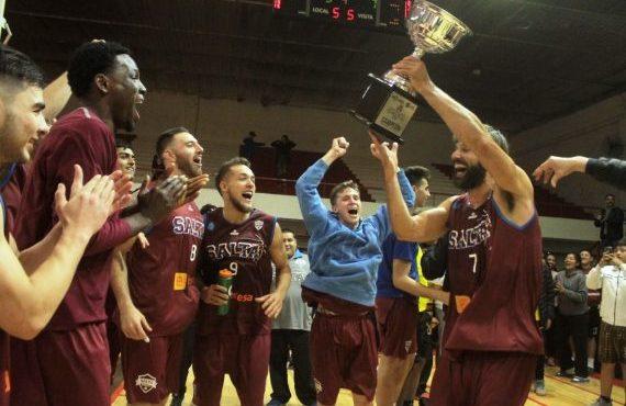 Salta Basket hace historia y representará al norte argentino en la Liga Sudamericana
