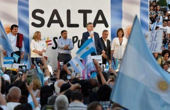 """Romero: """"En Salta, como en todo el país, estamos demostrando que #SíSePuede"""""""