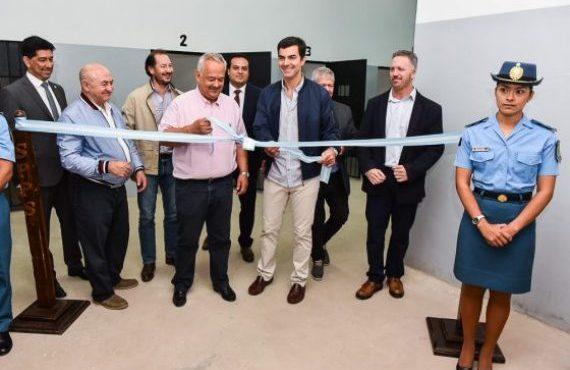 Urtubey inauguró un nuevo pabellón en la cárcel de Tartagal