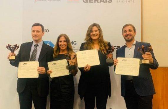 Salud Pública recibió el galardón de oro del BID por el proyecto de gestión por resultados