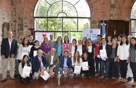 Alumnos de turismo realizaron su práctica profesional en San Lorenzo