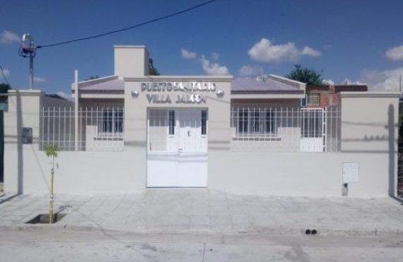 Finalizaron las obras de refacción del puesto sanitario Villa Balcón de Cerrillos