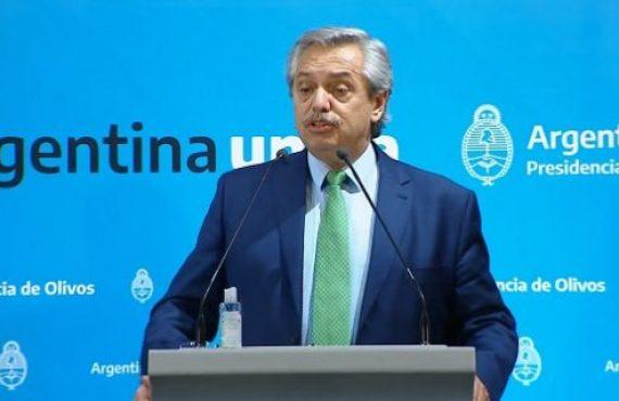 Coronavirus: El Presidente de la Nación Alberto Fernández anunció la cuarentena en todo el país hasta el 31 de marzo