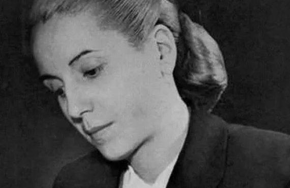 Acto y homenaje en conmemoración al natalicio de «Evita»