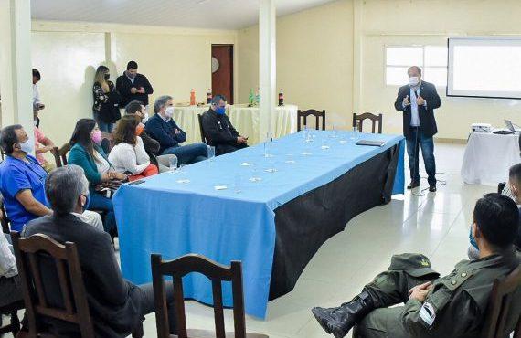 Salta y Jujuy trabajan en un convenio de colaboración para reforzar y endurecer los controles en las fronteras y límites territoriales con otras provincias