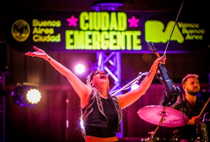 Ciudad Emergente convoca a bandas musicales de todo el país para vivir la # ExperienciaEmergente – La Hora de Salta