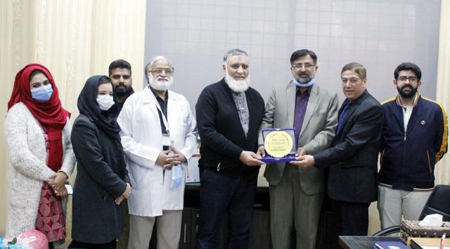 ہیلپنگ ہینڈ پاکستان