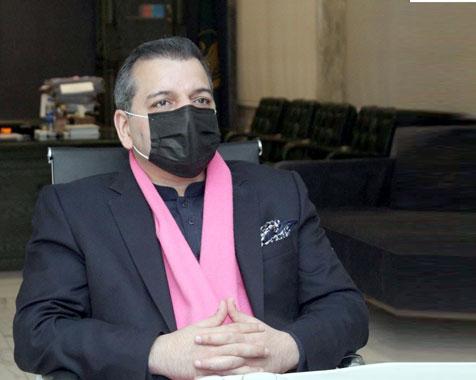 ڈاکٹر مراد راس کورونا وائرس