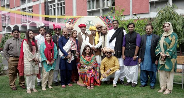 پنجاب کلچر ڈے پر رنگارنگ تقریب