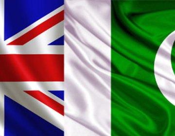 پاکستان اور انگلینڈ