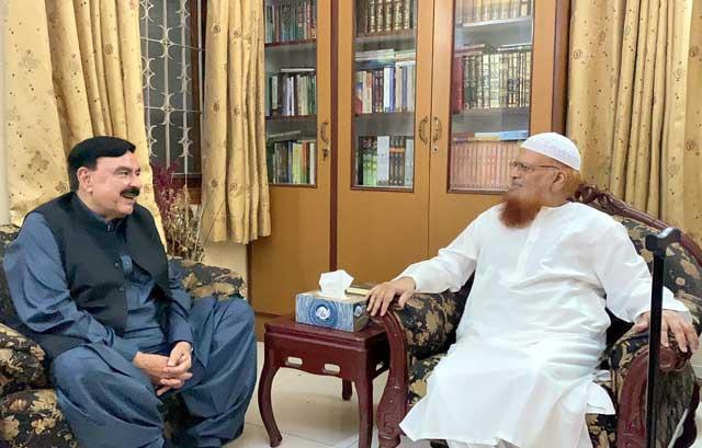 شیخ رشید احمد
