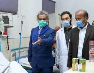 ڈینگی, پروفیسر الفرید ظفر