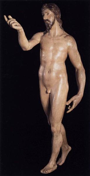 Resultado de imagen de escultura Cristo Resucitado greco