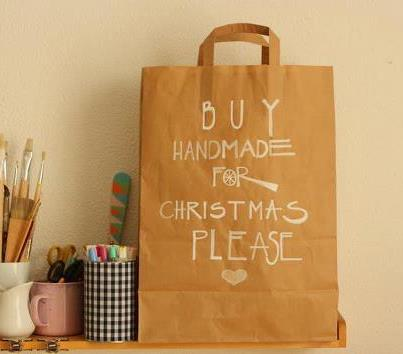 Navidad artesanal