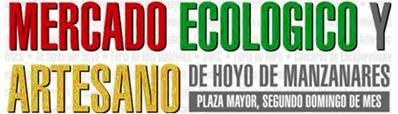 Mercado Ecológico y Artesano en Hoyo de Manzanares