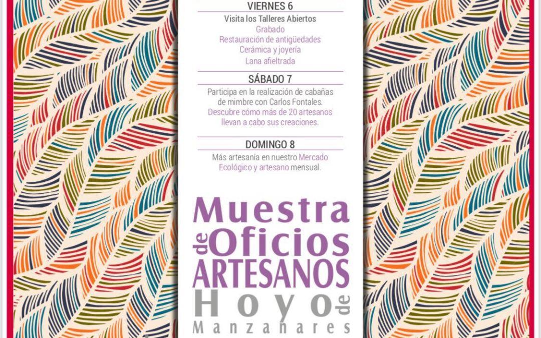 III Muestra de Oficios Artesanos en Hoyo de Manzanares