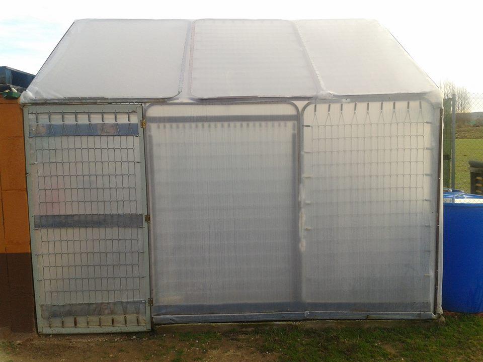 Como hacer un invernadero casero por 75 - Materiales para hacer paredes ...