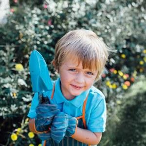 Involucrar a los niños en el Huerto o Jardín con Gardena
