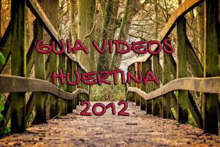 Indice Vídeos Subidos De La Huertina En 2012