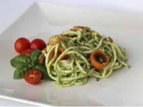 Aprende a hacer Salsa Pesto Casera