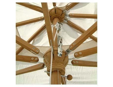 parasol rectangulaire toile sunbrella