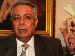 وزير التعليم محمود أبو النصر