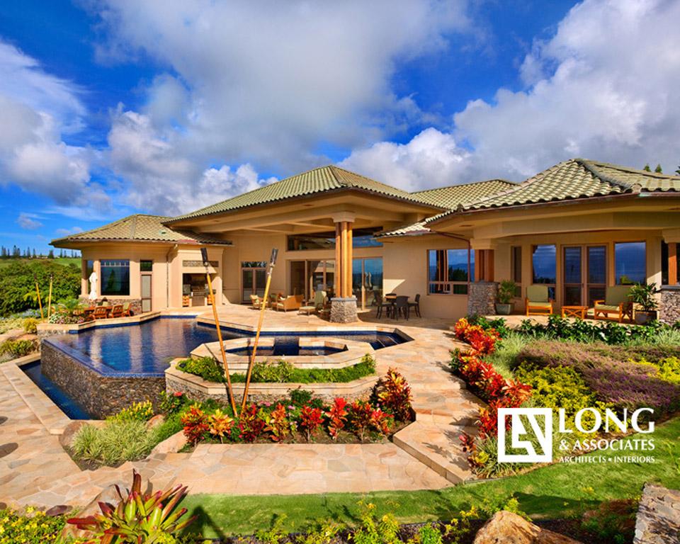 Long & Associates Architects And Interior Design Hawaii Maui Oahu