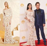 7 Emmys 2014 red carpet gowns that would make the perfect ...