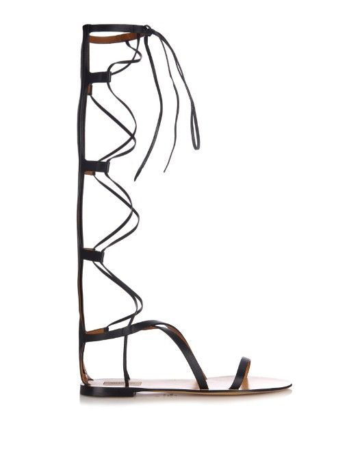 Valentino Aphrodite Gladiator sandals get the Haute