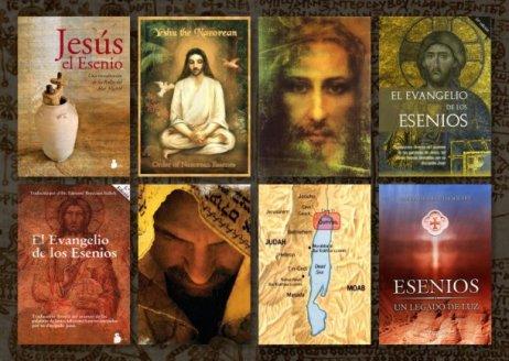 Grafica 'Jesús el esenio' Categoria 'Jesucristo' Palabra 'Cristianos'