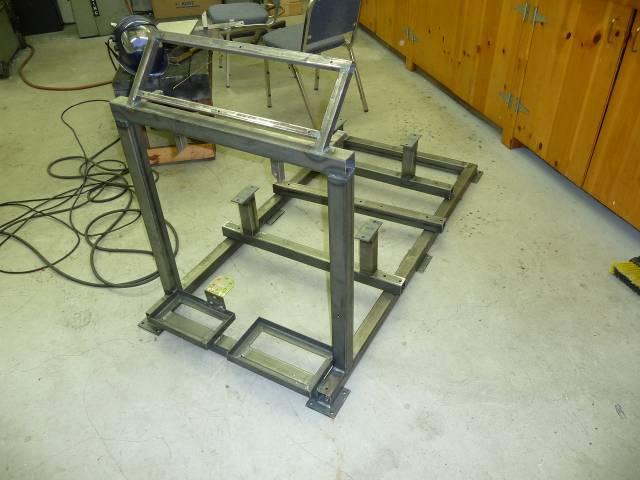 Wiring Diagram Engine Test Stand