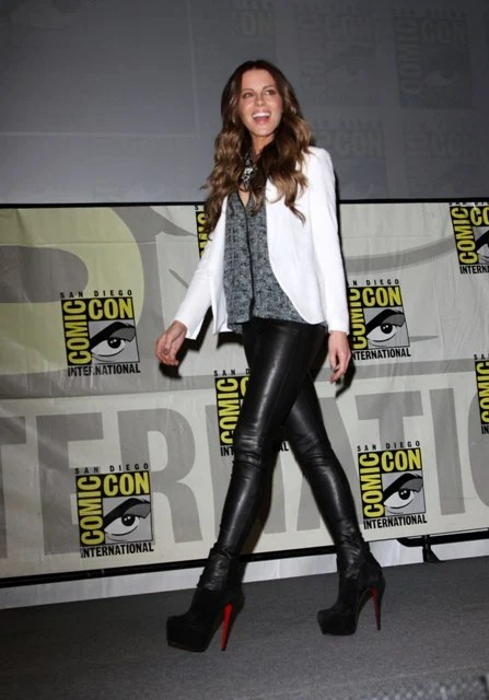 Lainey Gossip Entertainment UpdateKate Beckinsale leather pants forever