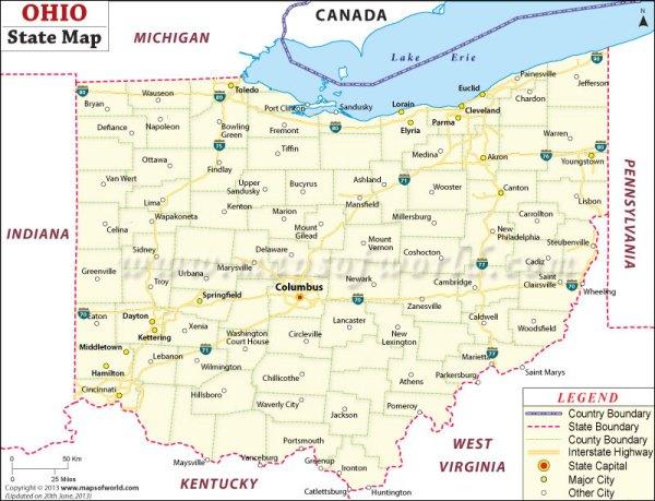 Principais destinos para conhecer em Ohio BlogdoLAIOB