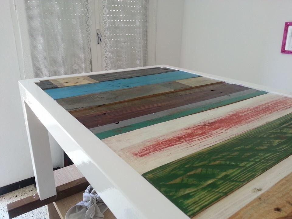 Table Basse Palette Design Par Mirepoix Designs Sur LAir