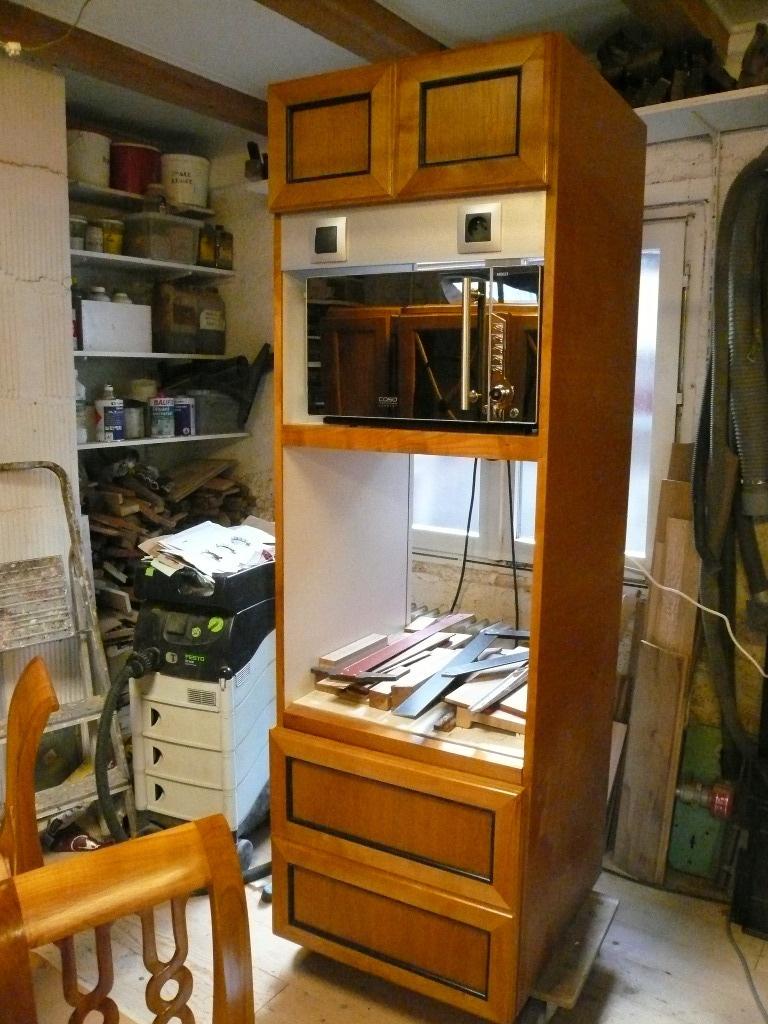 meuble de cuisine pas cher
