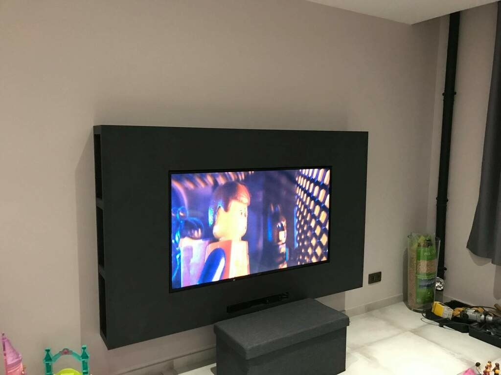 meuble tv suspendu par mkoll sur l air