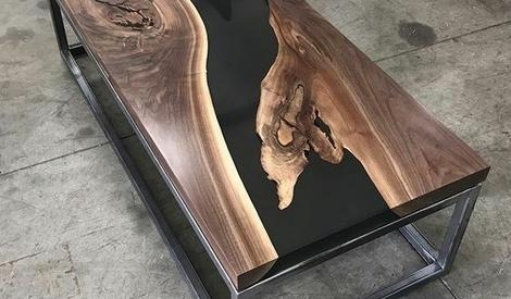 cuisine plan de travail bois
