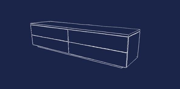 pas a pas fabrication d un meuble tv