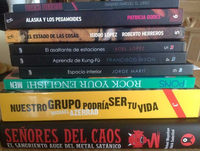 Lecturas pop para empezar 2014 con buen pie