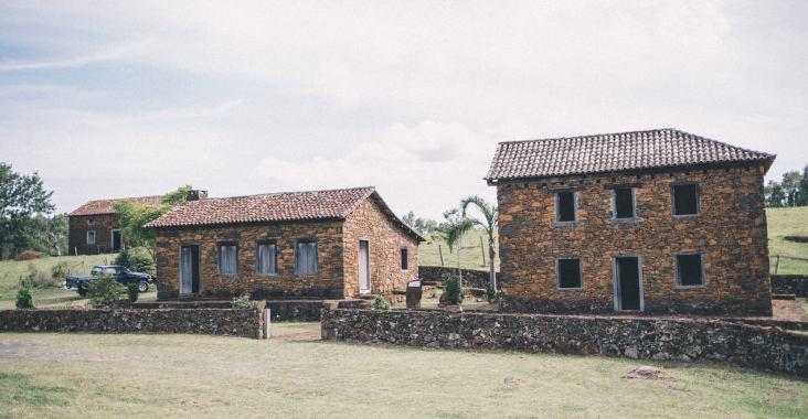 Casa de Pedra Nova Veneza