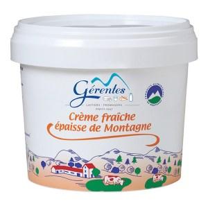 crème montagne gerentes