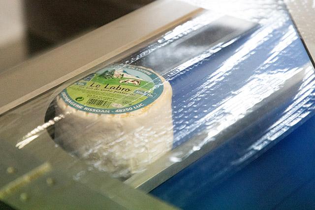 conditionnement et stockage des produits laitiers et du fromage
