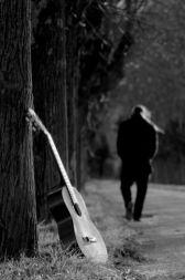 """""""C'est l'instant qu'il faut qu'on aime"""" / Laïus marchant en forêt derrière chez lui"""