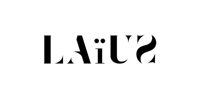 Laïus (logo noir)