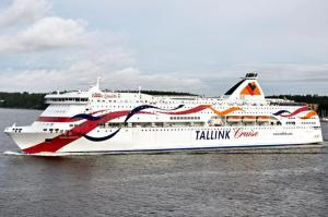 matkustajalaiva BALTIC QUEEN
