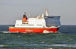 matkustajalaiva Bergensfjord
